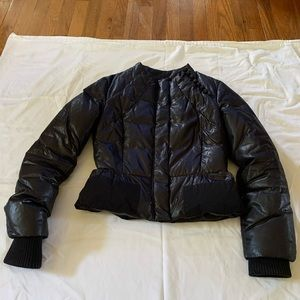 BCBG Quilted Puffer Jacket